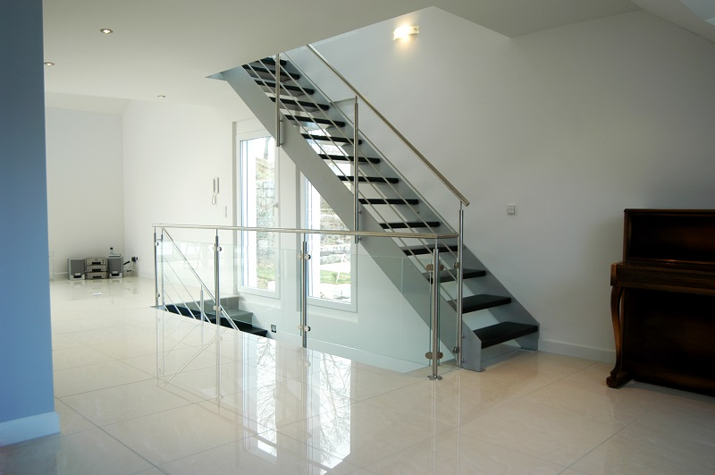 industro escalier industriel au design contemporain art escaliers. Black Bedroom Furniture Sets. Home Design Ideas