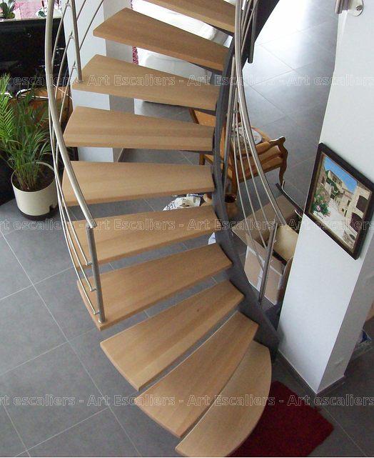Industro escalier industriel au design contemporain art escaliers for Escalier interieur contemporain