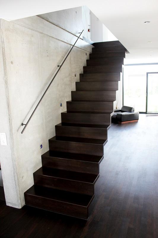 escalier marches contremarches