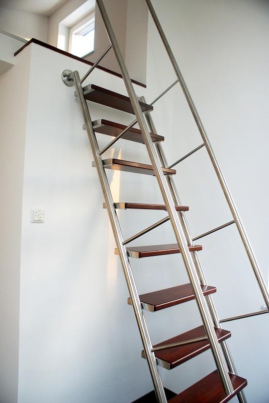 Escalier garde corps neufch teau sols portes art escaliers - Escalier gain de place pas cher ...