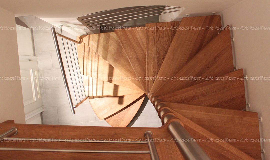 F t central escalier colima on art escaliers - Fut en bois ...