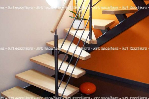 escalier-limon-central-aerien-moderne