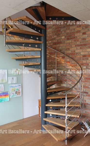 11 escalier helicoidal design art escaliers - Escalier helicoidal design ...