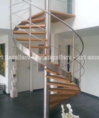Helicoidal Galerie Photos Art Escaliers