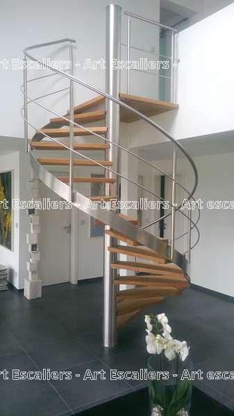 13 escalier helicoidal design art escaliers - Escalier helicoidal design ...