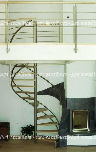15 escalier helicoidal design art escaliers - Escalier helicoidal design ...