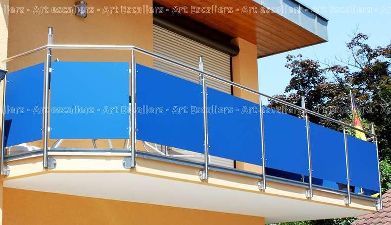 15 garde corps exterieur inox acier art escaliers. Black Bedroom Furniture Sets. Home Design Ideas