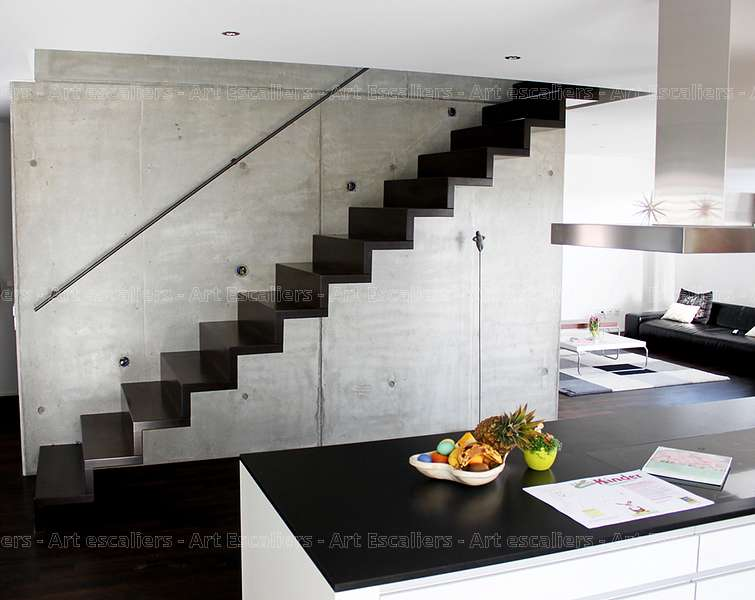 20 escalier marche contre marche design art escaliers for Contre marche escalier exterieur