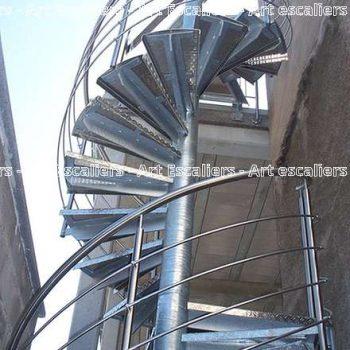 escalier-exterieur-bois-inox-acier-caillebotis