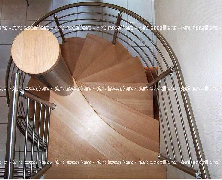 4 escalier helicoidal design art escaliers - Escalier helicoidal design ...