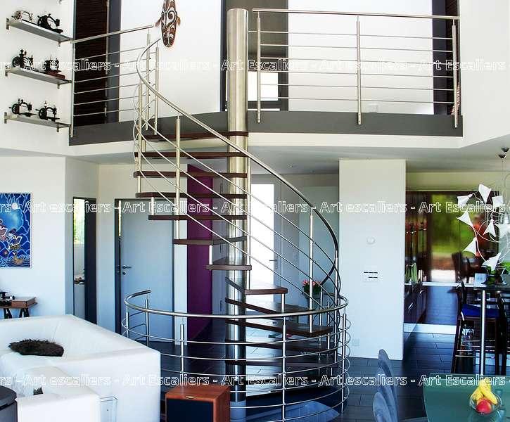 7 escalier helicoidal design art escaliers - Escalier helicoidal design ...