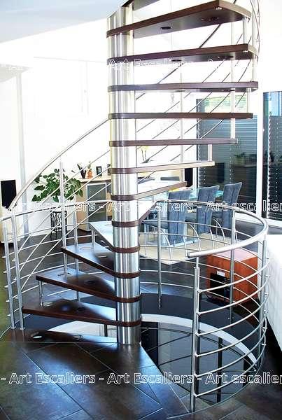 9 escalier helicoidal design art escaliers - Escalier helicoidal design ...