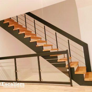 escalier fin