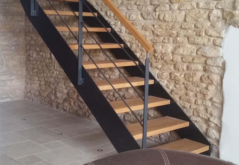 Escalier Interieur Maison Moderne accueil artescaliers fabricant d'escaliers 57 - art escaliers