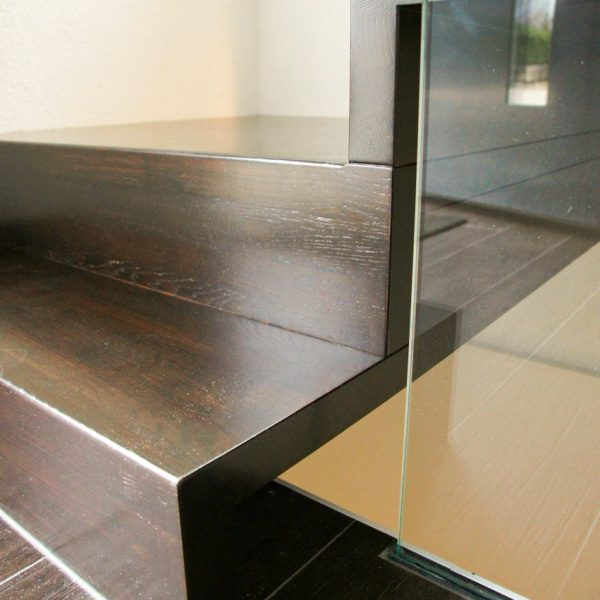Art Escaliers suspendu design Kwadra